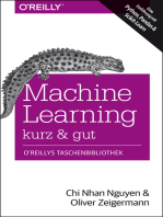 Machine Learning – kurz & gut
