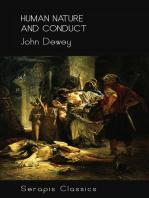 Human Nature and Conduct (Serapis Classics)