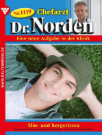 Chefarzt Dr. Norden 1119 – Arztroman