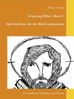 Ursprung Bibel - Band 3