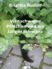Vier schwarze Pfötchen und ein langer Schwanz