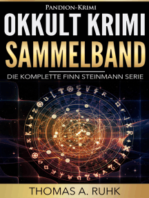 Okkult Krimi Sammelband: Die komplette Finn Steinmann Serie