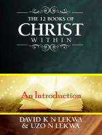 The 12 Books of Christ Within