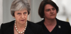 The Small Party Threatening to Topple Theresa May's Government