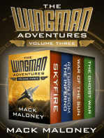 The Wingman Adventures Volume Three