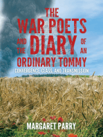 The War Poets and the Diary of an Ordinary Tommy