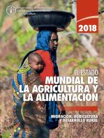 El estado mundial de la agricultura y la alimentación 2018
