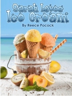 Sarah Loves Ice Cream