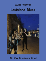 Louisiana Blues. Mike Winter Kriminalserie, Band 16. Spannender Kriminalroman über Verbrechen, Mord, Intrigen und Verrat.