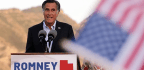 Mitt Romney Isn't Coming to Help Liberals