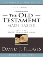 Old Testament Made Easier Pt.2 (new)