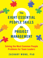 The Eight Essential People Skills for Project Management
