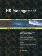 HR Management Complete Self-Assessment Guide