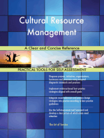 Cultural Resource Management A Clear and Concise Reference