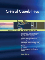 Critical Capabilities Second Edition
