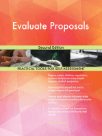 Evaluate Proposals Second Edition