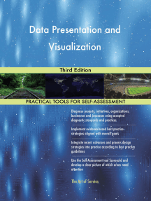 Data Presentation and Visualization Third Edition