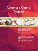 Advanced Control Systems Standard Requirements