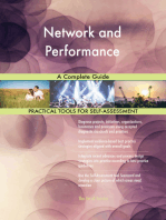Network and Performance A Complete Guide