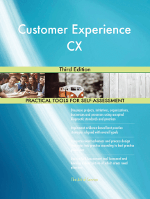 Customer Experience CX Third Edition