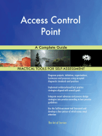 Access Control Point A Complete Guide
