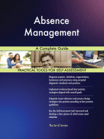 Absence Management A Complete Guide