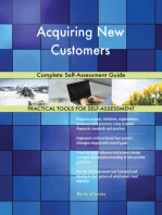 Acquiring New Customers Complete Self-Assessment Guide