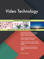 Video Technology Standard Requirements