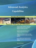 Advanced Analytics Capabilities Standard Requirements