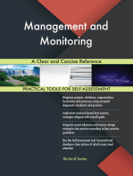 Management and Monitoring A Clear and Concise Reference