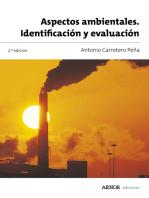 Aspectos ambientales. Identificación y evaluación