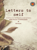Letters To Self