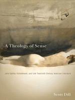 A Theology of Sense: John Updike, Embodiment, and Late Twentieth-Century American Literature