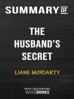 Summary of The Husband's Secret by Liane Moriarty | Trivia/Quiz for Fans