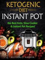Ketogenic Diet Instant Pot