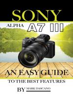 Sony Alpha A7 3