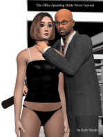 The Office Spanking (Katie Never Learns)