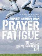 Prayer Fatigue