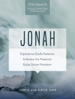Jonah [FOCUSed15 Study Series]