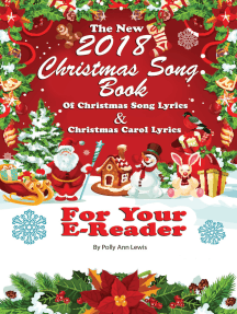 Kohls Radio 2021 Christmas Playlist Read The New 2018 Christmas Song Book Of Christmas Song Lyrics And Christmas Carol Lyrics For Your E Reader Online By Polly Ann Lewis Books