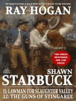 Shawn Starbuck Double Western 6