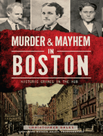 Murder & Mayhem in Boston