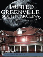 Haunted Greenville, South Carolina