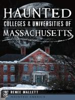 Haunted Colleges & Universities of Massachusetts