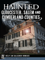 Haunted Gloucester, Salem and Cumberland Counties