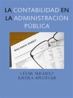 La contabilidad en la administración pública