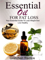 Essential Oils For Fat Loss