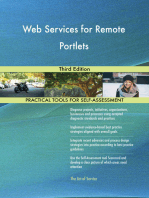 Web Services for Remote Portlets Third Edition