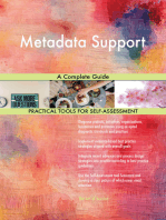 Metadata Support A Complete Guide