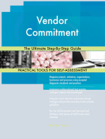 Vendor Commitment The Ultimate Step-By-Step Guide